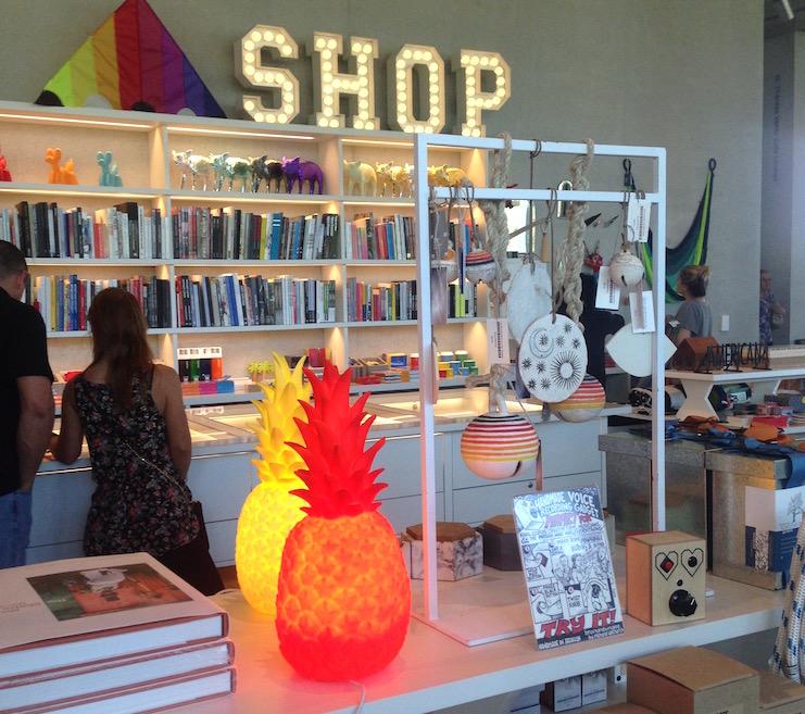 La boutique du Musée regorge de belles découvertes
