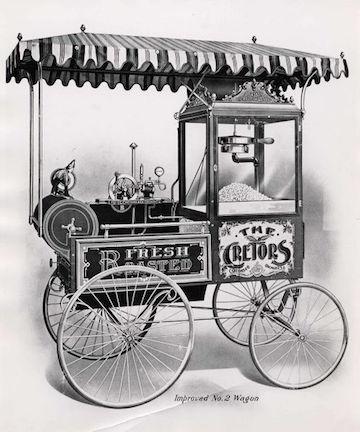 creters popcorn