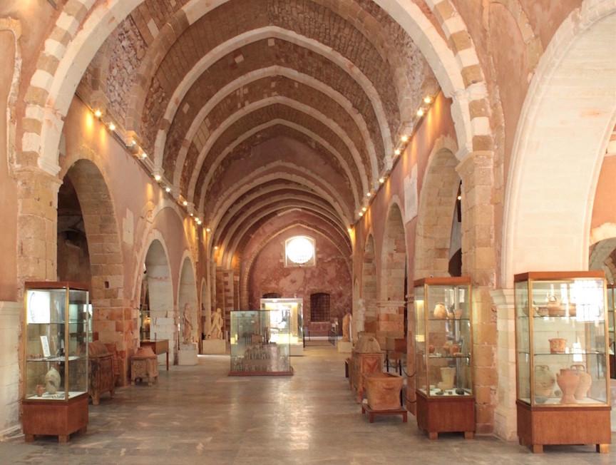 14. Le Musée archéologique