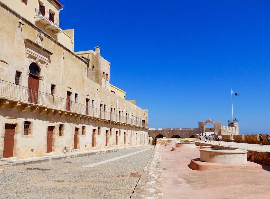La forteresse de Firkas