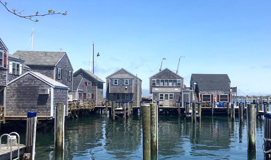 2A.Le port de Nantucket aujourd'hui