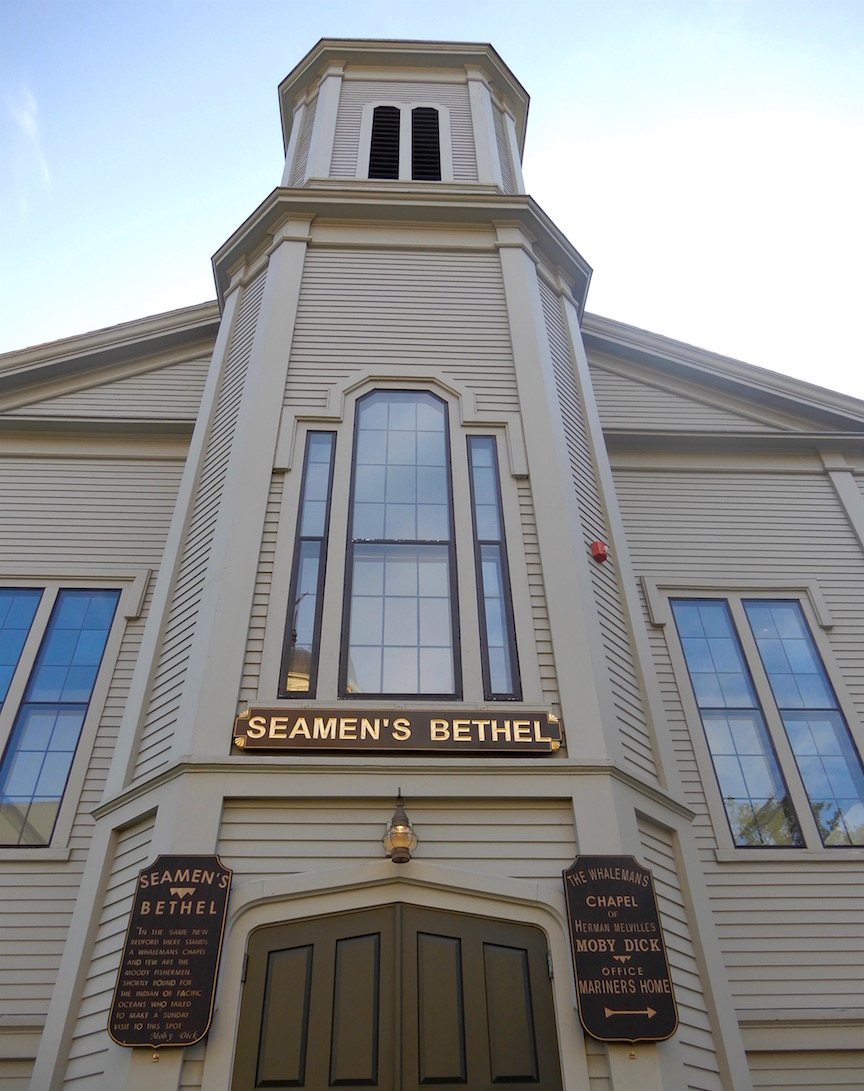 7. Chapelle des marins New Bedford