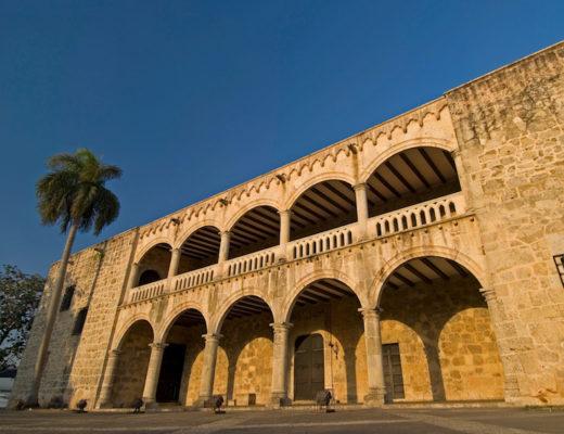 Alcazar de Colon, Santo Domingo.